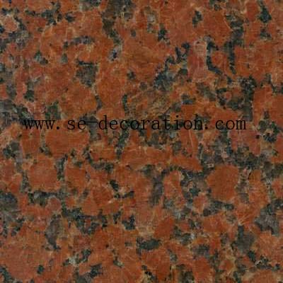 Product name:south africa red granite