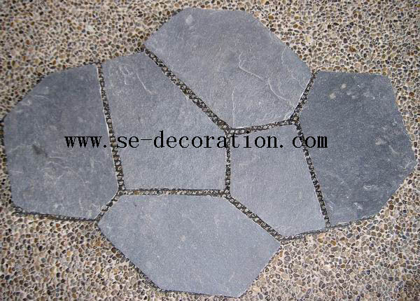 Product name:grey slate mesh