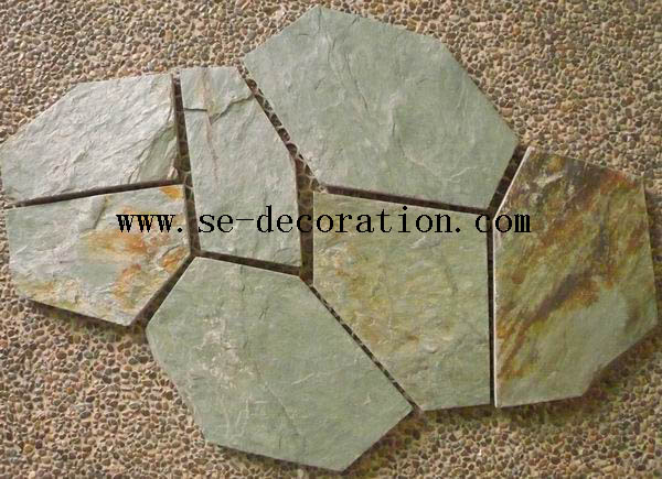 Product name:green slate mesh