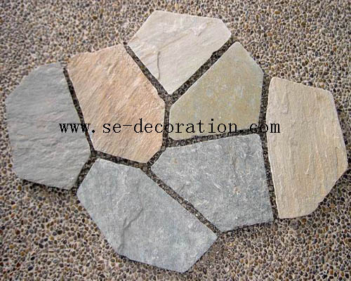 Product name:yellow slate mesh