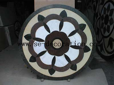 Product name:marble medallion 1