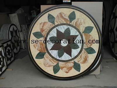 Product name:marble medallion 2