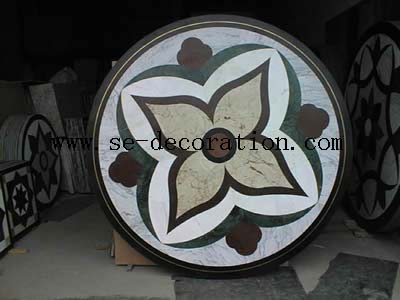 Product name:marble medallion 3