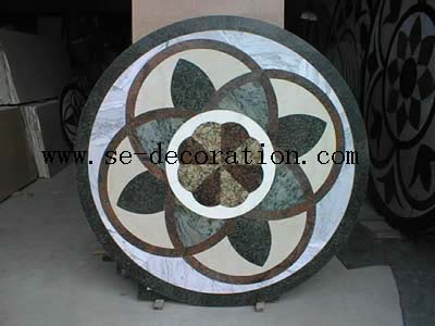 Product name:marble medallion 5