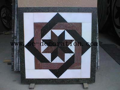 Product name:marble medallion 6
