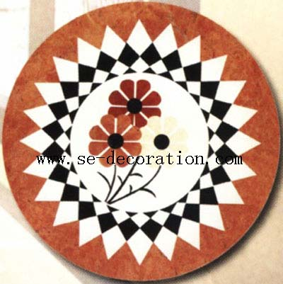 Product name:marble medallion 7