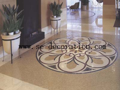 Product name:marble medallion 9