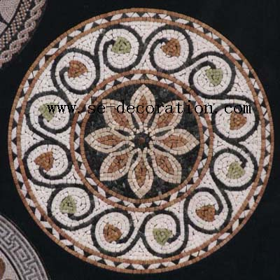 Product name:marble medallion 10