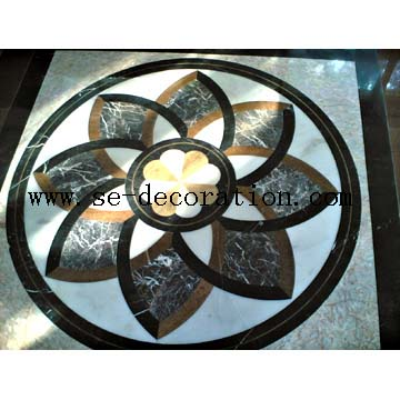 Product name:marble medallion 13