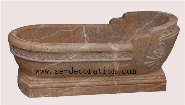 Product name:marble bathtub