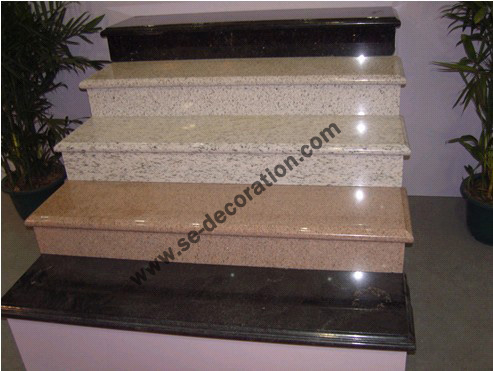 Product name:granite stairs 6