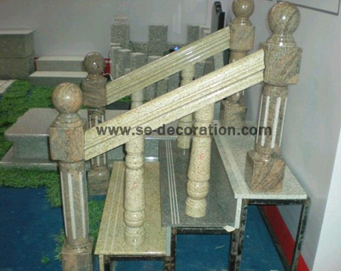 Product name:granite stairs 7