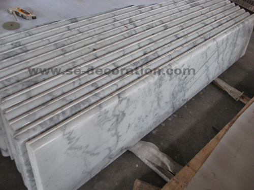 Product name:white marble stairs