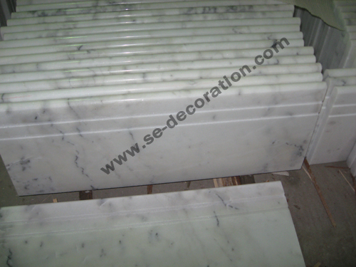 Product name:china white marble stairs