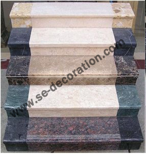 Product name:marble stairs