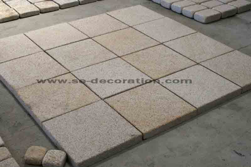 Product name:sunset gold paving stone