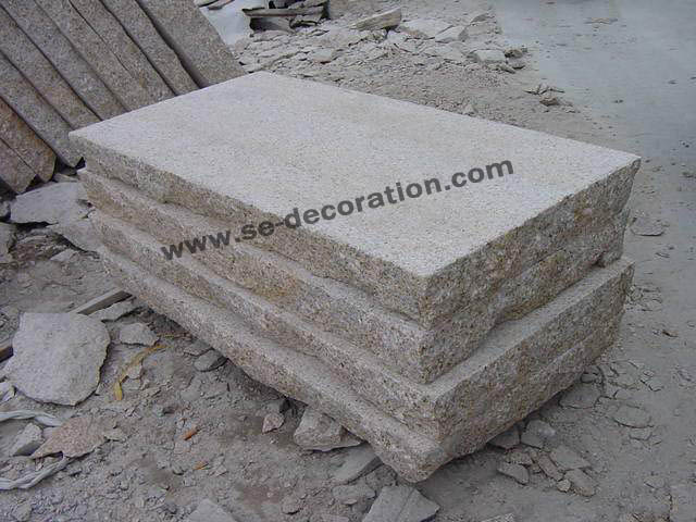 Product name:yellow paving stone 3
