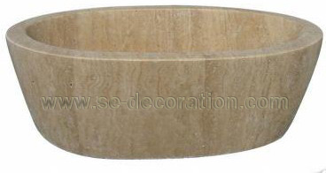 Product name:travertine bathtub