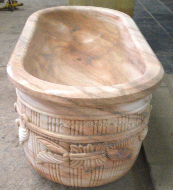Product name:marble bathtub 3