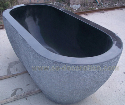 Product name:absolute black bathtub