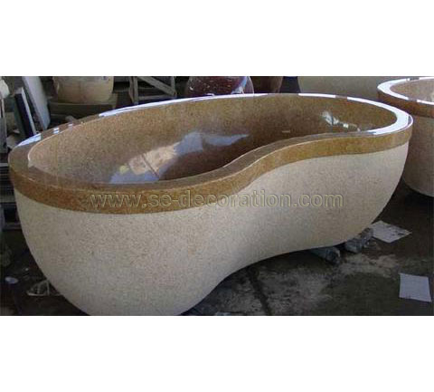 Product name:sunset gold bathtub