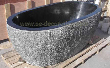 Product name:shanxi black bathtub