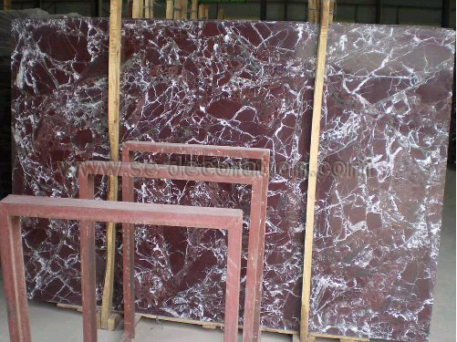 Product name:rosso levanto marble slab