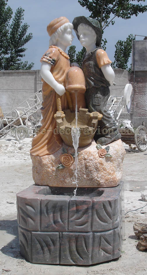 Product name:marble fountain 34