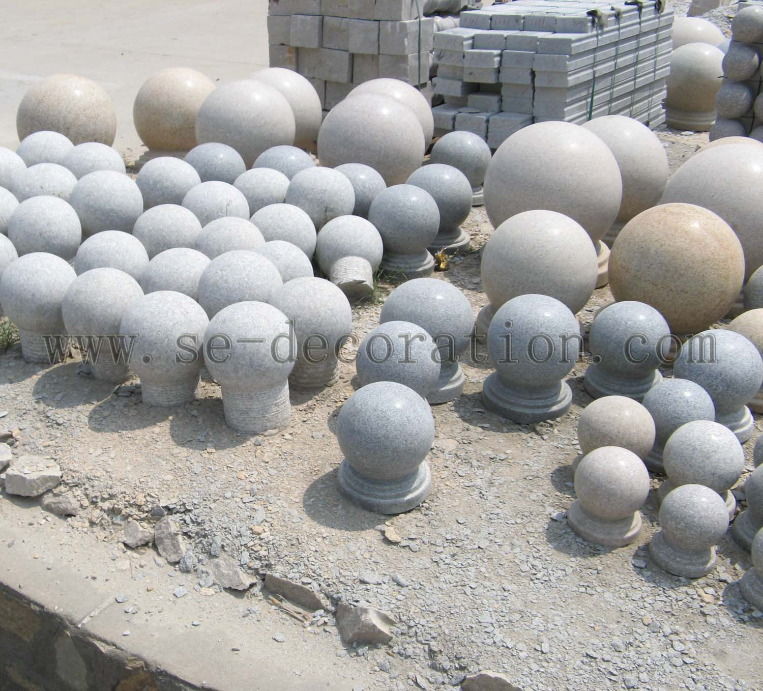 Product name:stone ball 03