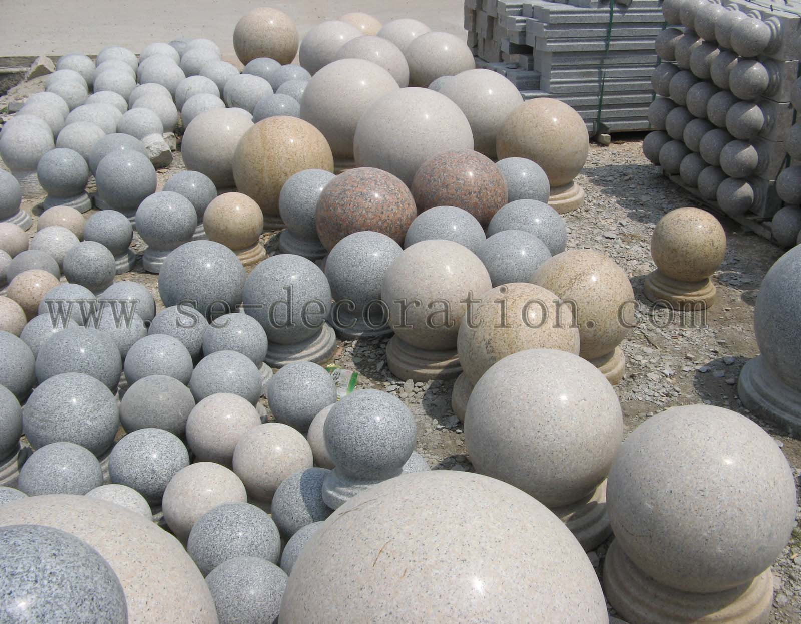Product name:stone sphere 01