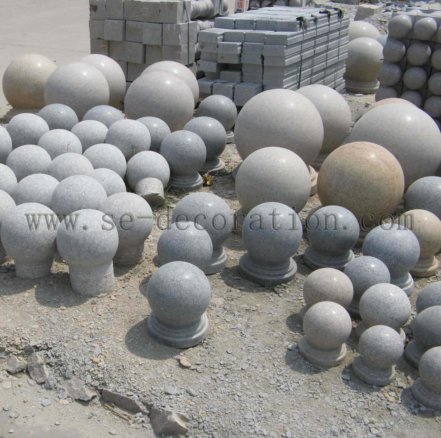 Product name:stone sphere 02