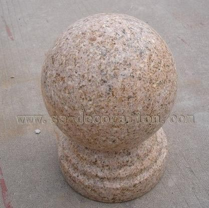 Product name:stone sphere 04