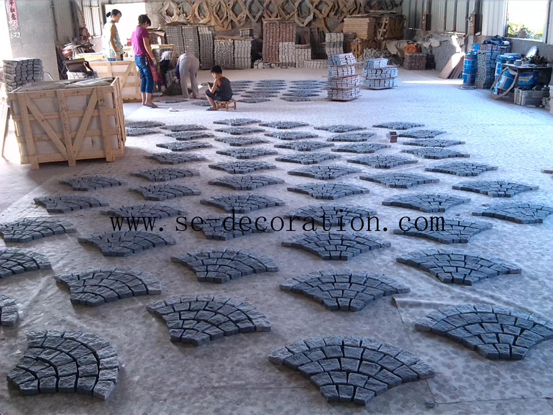 Product name:paving stone 27
