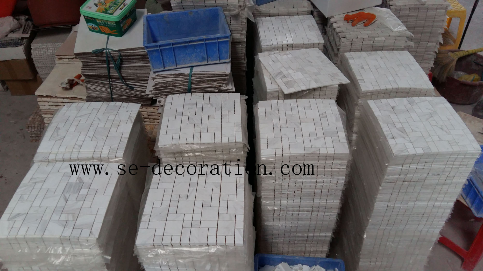 Product name:marble mosaic