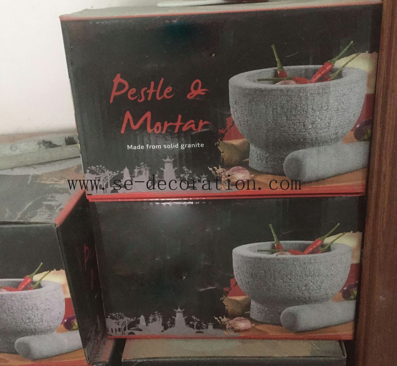 Product name:Mortar & Pestle 7